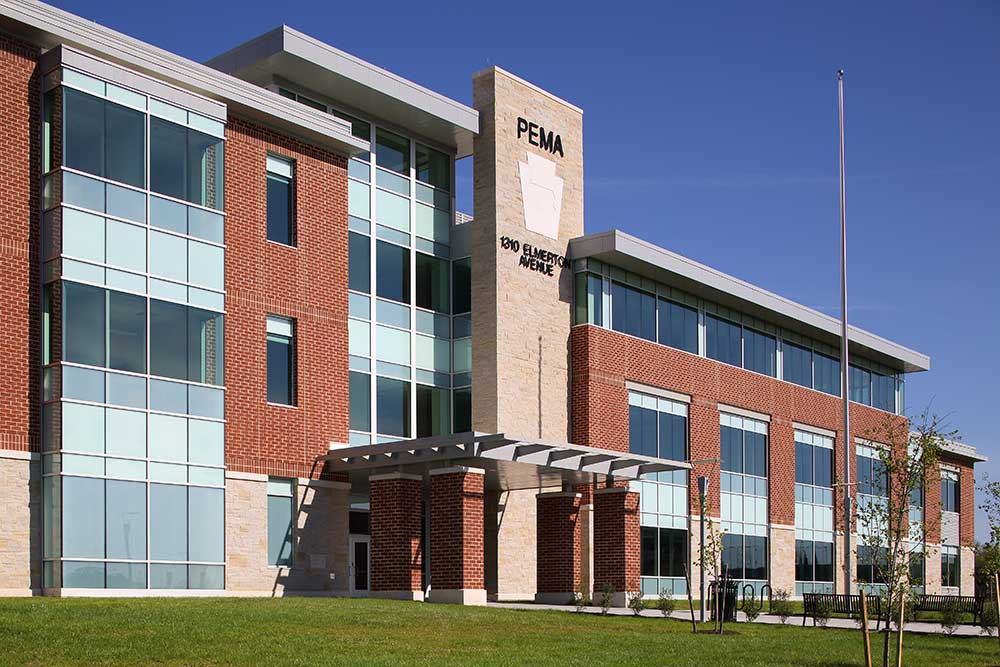 New Pennsylvania Emergency Management (PEMA) facility - July 2016